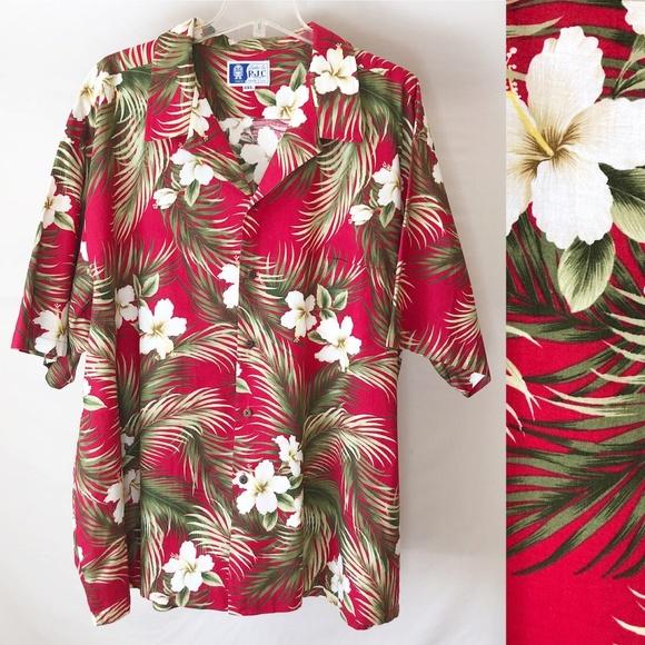 cec6a22c RJC Shirts   Mens Hawaiian Shirt Styled By 4xl   Poshmark
